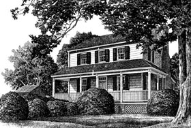 House Plan 86305