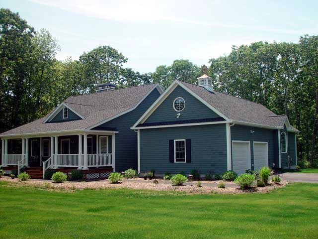 Cottage Country House Plan 86309
