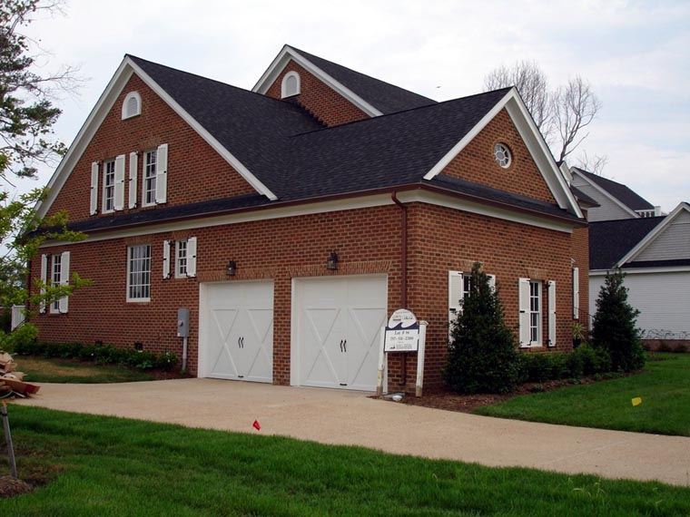 Traditional House Plan 86310 with 4 Beds, 4 Baths, 2 Car Garage Picture 2