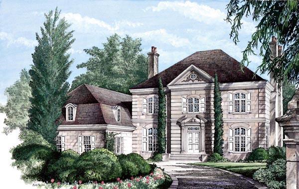 House Plan 86320