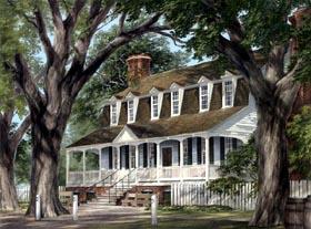 House Plan 86321