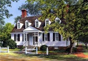 House Plan 86322