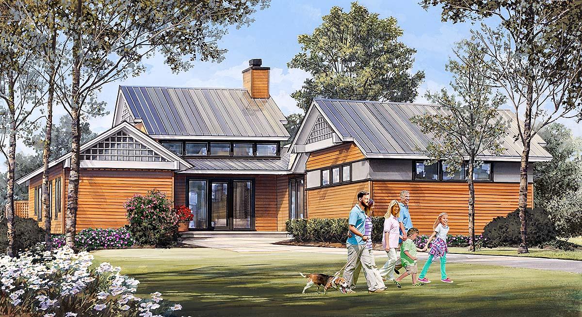 House Plan 86352