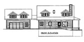 Plan Number 86510 - 2605 Square Feet