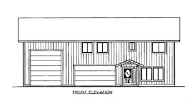 Plan Number 86512 - 1680 Square Feet