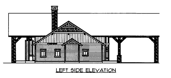 House Plan 86516 with 4 Beds, 5 Baths, 4 Car Garage Picture 1