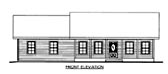 Plan Number 86518 - 1531 Square Feet