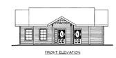 Plan Number 86524 - 810 Square Feet