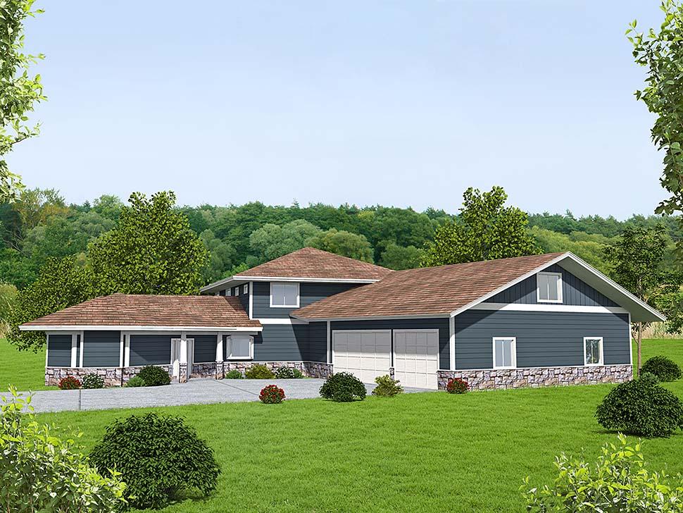 House Plan 86525