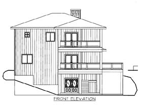 House Plan 86550