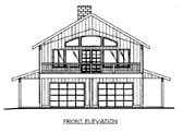 Plan Number 86564 - 1905 Square Feet