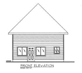 Garage Plan 86577