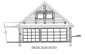 Garage Plan 86579