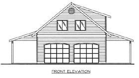 Garage Plan 86581