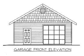 Garage Plan 86582
