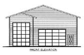 Garage Plan 86584