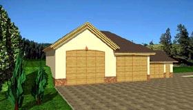 Garage Plan 86602