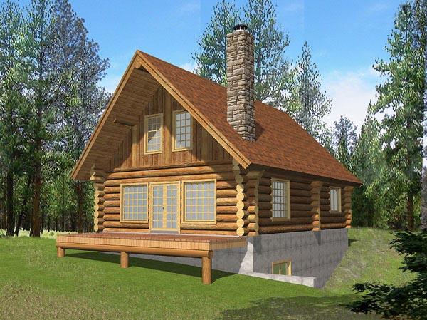 House Plan 86603