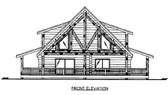 Plan Number 86605 - 2587 Square Feet