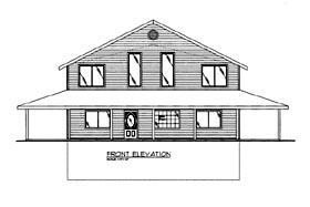 House Plan 86615