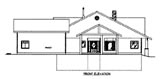 Plan Number 86635 - 3304 Square Feet