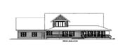 Plan Number 86641 - 3471 Square Feet