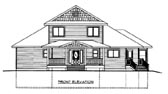 Plan Number 86646 - 4684 Square Feet