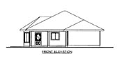 Plan Number 86679 - 1308 Square Feet