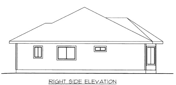 Southwest House Plan 86679 with 2 Beds, 2 Baths Picture 1