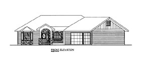 House Plan 86683