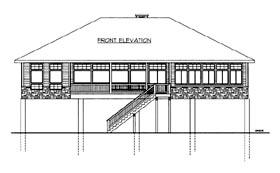 House Plan 86685