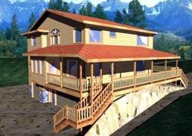 House Plan 86701