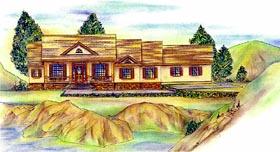 House Plan 86702