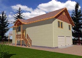 House Plan 86708