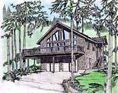 House Plan 86719