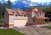 Plan Number 86721 - 1694 Square Feet