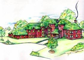 House Plan 86741