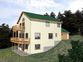 House Plan 86764