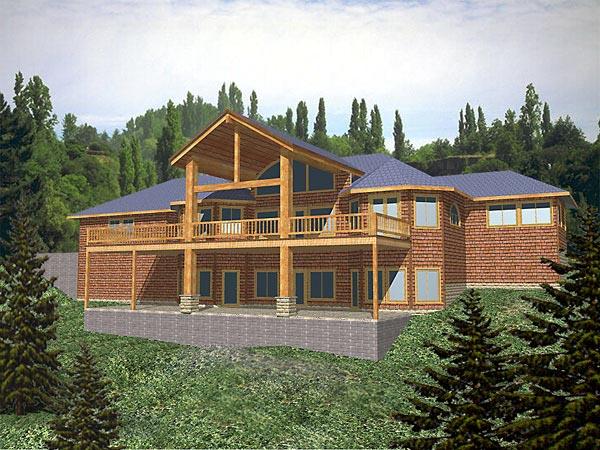 House Plan 86767