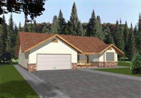 House Plan 86776