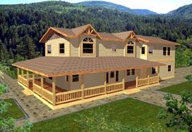 House Plan 86780
