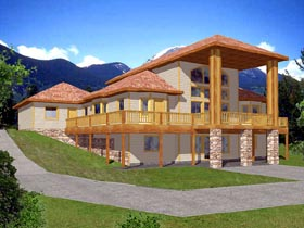 House Plan 86795