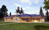 Plan Number 86801 - 1562 Square Feet