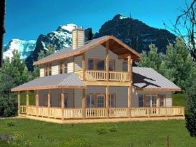 House Plan 86803