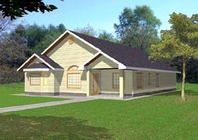 House Plan 86805
