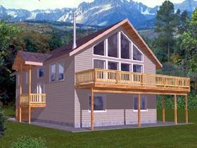 House Plan 86814
