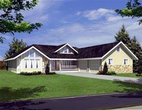 House Plan 86829