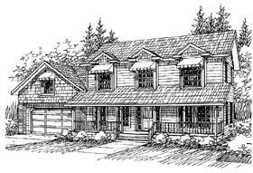 House Plan 86835