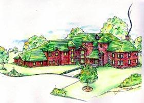 House Plan 86851