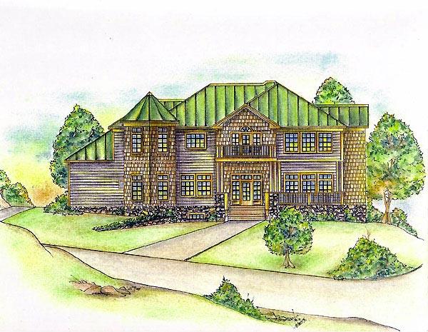 House Plan 86852